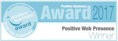 awards positive web presence
