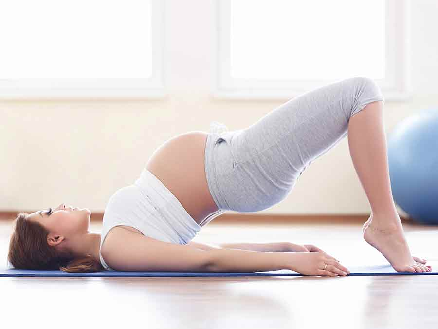 sport gravidanza